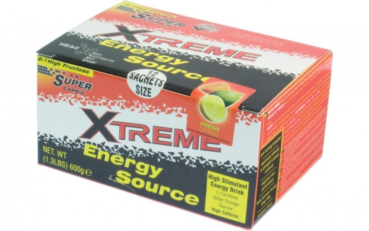 HIGH5 ENERGY SOURCE EXTREME 47G