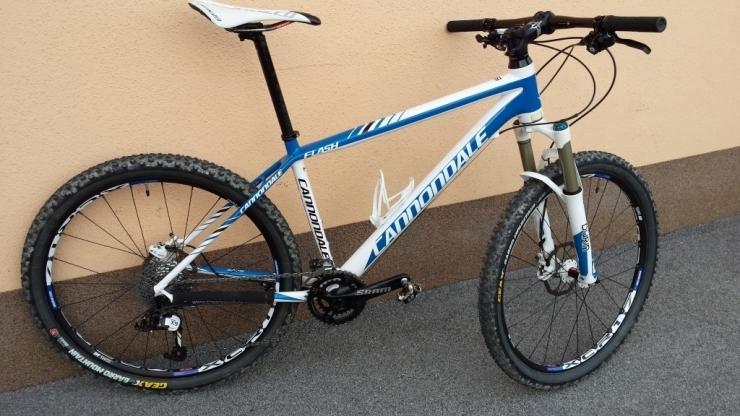 Cannondale Flash 4z