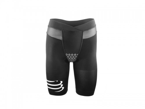 COMPRESSPORT WOMAN TR3 BRUTAL SHORT