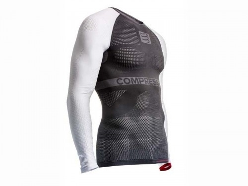 COMPRESSPORT ON/OFF MULTISPORT 1ST LAYER SHIRT LONG SLEEVES