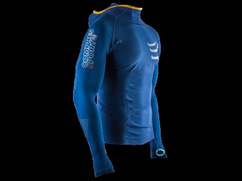 COMPRESSPORT ULTRA-TRAIL 180G RACING HOODIE