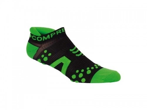 COMPRESSPORT PRO RACING SOCKS V2  RUN LOW-CUT