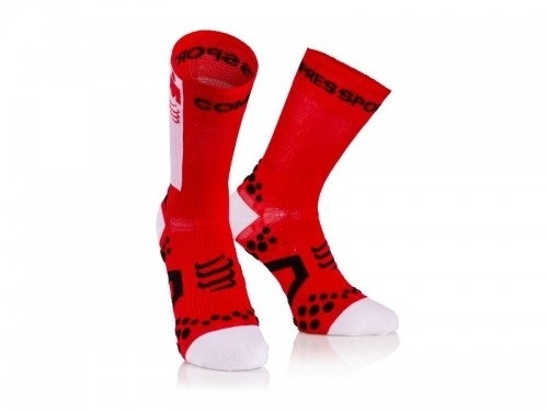 COMPRESSPORT PRORACING SOCKS V2.1 BIKE IRONMAN MDOT