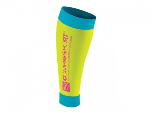 COMRESSPORT R2 (RACE & RECOVERY) FLUO